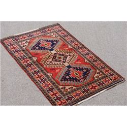 FINE QUALITY HAND WOVEN RussiaN DESIGN RUG