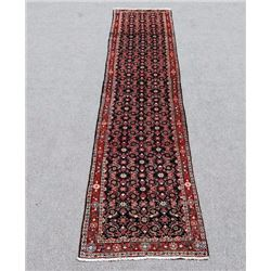 Hand Woven Fine Quality Persian Malayer Runner 14 ft