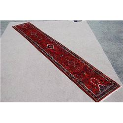 SIMPLY BEAUTIFUL FINE QUALITY PERSIAN HERIZ RUNNER
