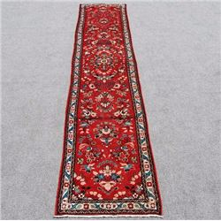 High Quality Authentic 16' Persian Zanjan Runner