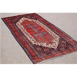 VISUALLY APPEALING HAND MADE PERSIAN KERMANSHAH RUG
