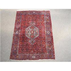 Absolutely Gorgeous Semi Antique Persian Gholtogh 7x10