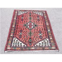 VERY BEAUTIFUL HAND WOVEN PERSIAN HAMADAN
