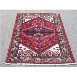 Special Design Hand Woven Authentic Persian Hamadan