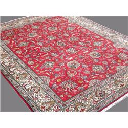 Spectacular Superb Quality Hand woven Persian Tabriz Rug