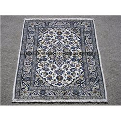 Highly Intricate Highly Detailed Persian Kashan Rug 3x5
