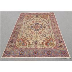 Magnificent Hand Woven Antique Persian Tabriz 10x13