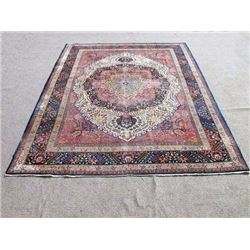 Highly Intricate Highly Detailed Persian Mood Rug 8x11