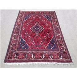 High Quality Semi Antique Persian Maymeh Rug 8x11