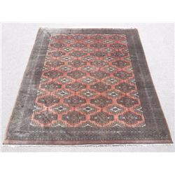Marvelous Fine Quality Handmade Semi Antique Bokhara Rug