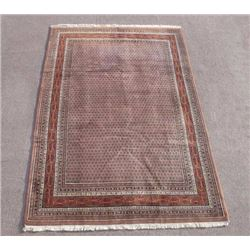 Absolutely Stunning Allover Persian Sarouk Rug