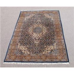 Fascinatingly Beautiful Semi Antique Persian Mood Rug 6x10