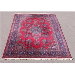 Gorgeous Nice Colors Semi Antique Persian Sabzevar