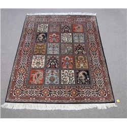 Collectible Breathtaking Handmade Persian Tabriz