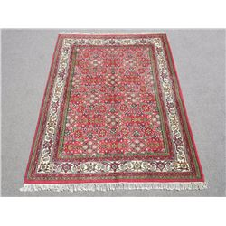 Simply Splendid Semi Antique Indo Bidjar Design 3x5