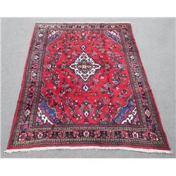 Simply Gorgeous Persian Hamadan Rug 8x10