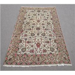 Absolutely Captivating Antique Persian Tabriz 6x11 ft