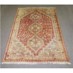 Highly Collectible Handmade Semi Antique Persian Shiraz
