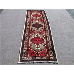 Captivating Superb Quality Persian Sarab Runner 11'