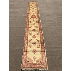 Simply Gorgeous Authentic Persian Sarouk Runner 20'