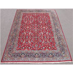 Outstanding Authentic Allover Persian Kerman 10x13