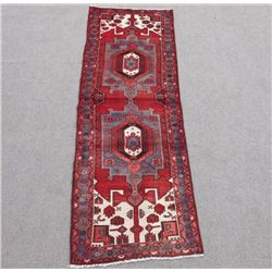 Simply Beautiful Semi Antique Persian Hamadan Rug