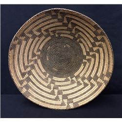 Early Pima Basketry Bowl