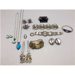 Lot of Misc. Mexican Jewelry
