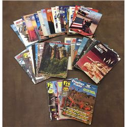 Vintage AZ Highways and Frontier Times Mags.