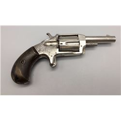 "Antique Iver Johnson ""Defender"" Revolver - Pre 1898"