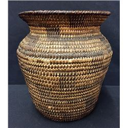Early Pima Willow Basket