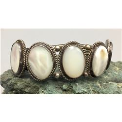 Vintage Mother of Pearl Bracelet