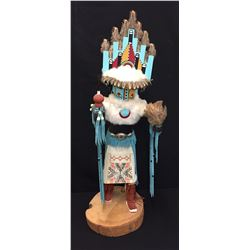 Large Navajo Folk Art Kachina