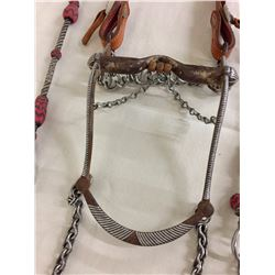 Mexican Bit and Headstall