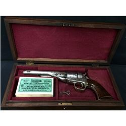 Factory Engraved Colt Mod. 1862 Police Revolver With Box