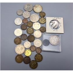 Nazi Money and Other Vintage German Coins
