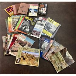 Group of Misc. Magazines and Books