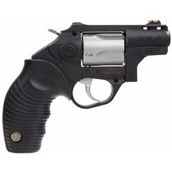 """Taurus 2850029PFS 85 Protector Polymer Single/Double 38 Special 2.5"""" 5 rd Black Ribber Grip Black"""