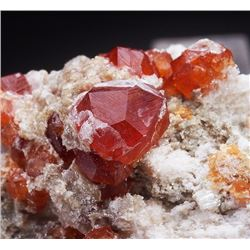 Natural SPESSARTINE Crystal 210 Carats - Untreated
