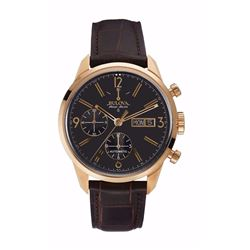 Bulova Special Signature Chronograph Watch