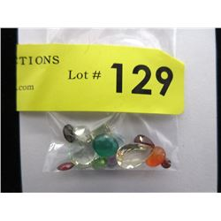 19.5 CT Assorted Loose High Quality Gemstones