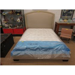 New Upholstered Queen Size Bed Frame