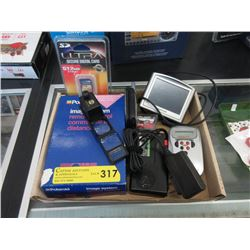 Assorted Camera & Electronics Accessories