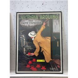 Victoria Arduino by Leonetto Cappiello Art Print