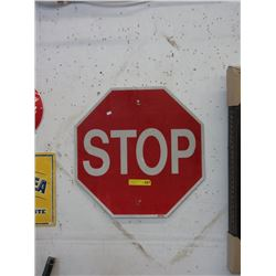 """24"""" Reflective Stop Sign"""