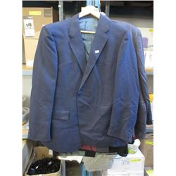 5 New Suit Jackets - Assorted Sizes
