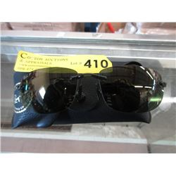 New Ray Ban Polarized Sunglasses with Black Case