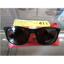 New Ray Ban Polarized Sunglasses with Red Case
