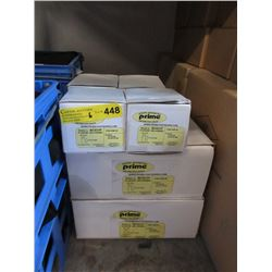 2 Cases & 4 Boxes of 16 Gauge Fasteners