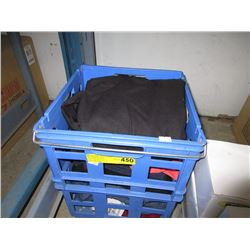 Crated of Assorted New Clothing
